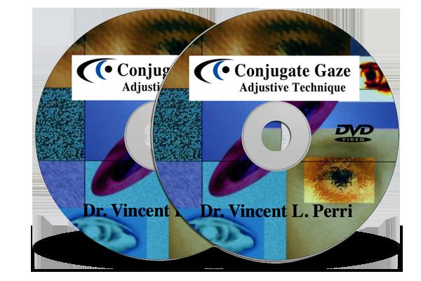 2 Conjugate Gaze Adjustive Technique DVDs